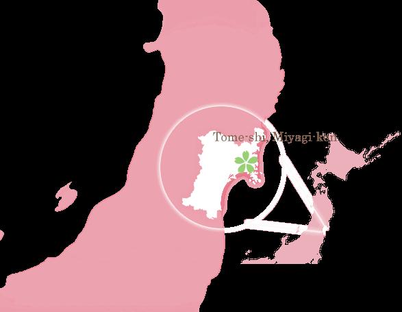 Tome-shi, Miyagi-ken